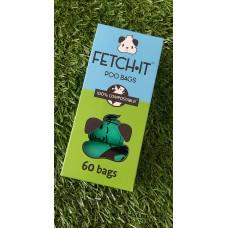 Fetch-It Classic Poo Bags