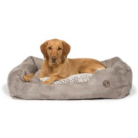 Arctic Snuggle Dog Bed