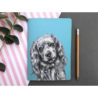 Goodchap's Cocker Spaniel Notebook