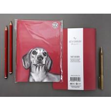 Goodchap's Sausage Dog Notebook