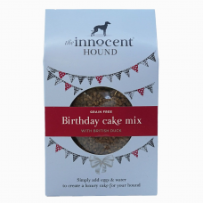 The Innocent Hound Birthday Cake Mix for Dogs