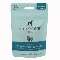 The Innocent Hound Puppy Training Treats - Lamb and Yellow Split Pea 70g