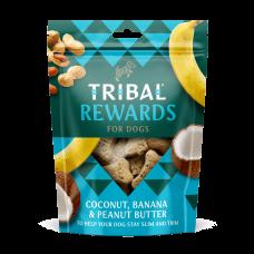 Tribal Rewards Coconut, Banana & Peanut Butter 125g