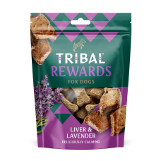 Tribal Rewards Liver & Lavender 125g