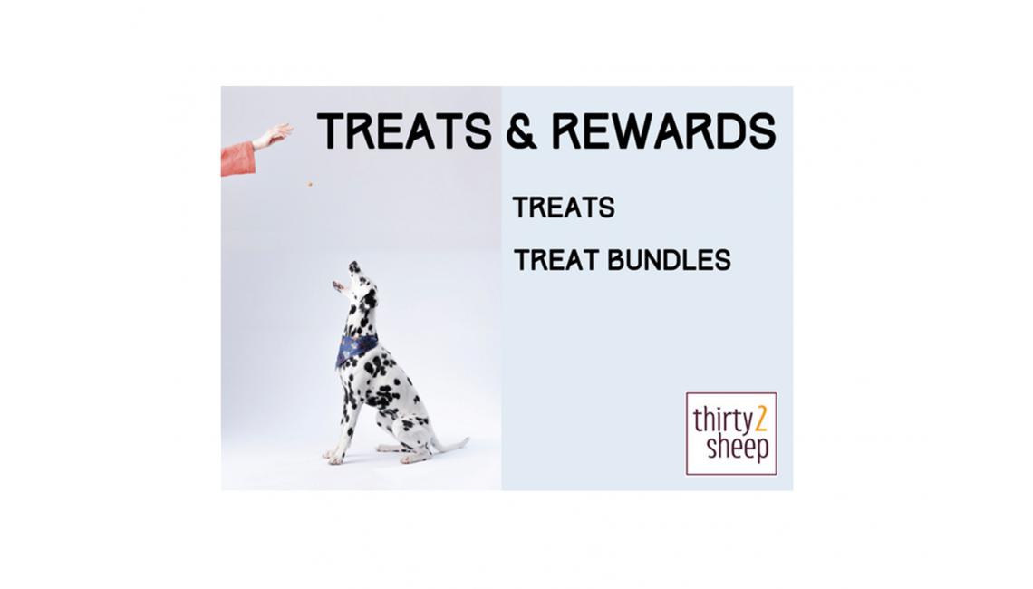 Thirty2Sheep - Treat & Reward