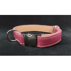Brindle  Leather Collar