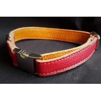 Riley Leather Collar