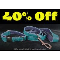 Denham Leather Collar